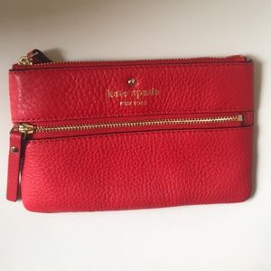 Like new Kate spade wristlet